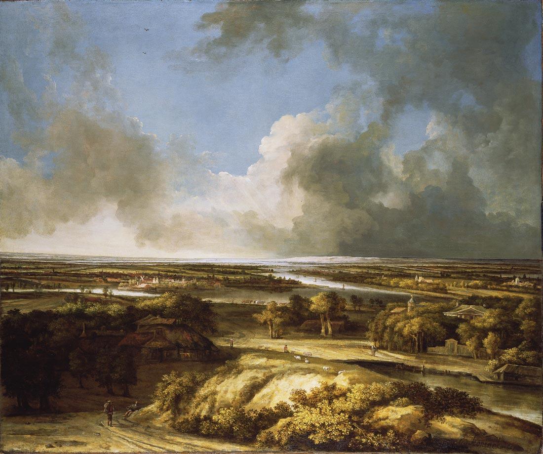 A landscape - Philips Koninck