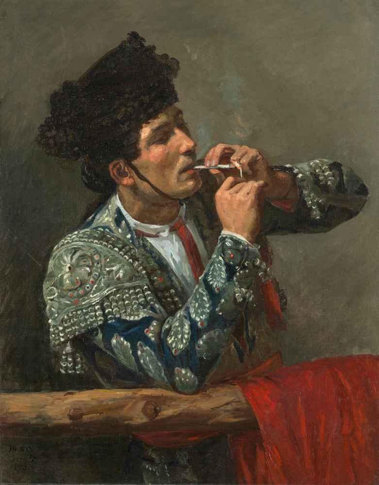After the Bullfight - Mary Cassatt