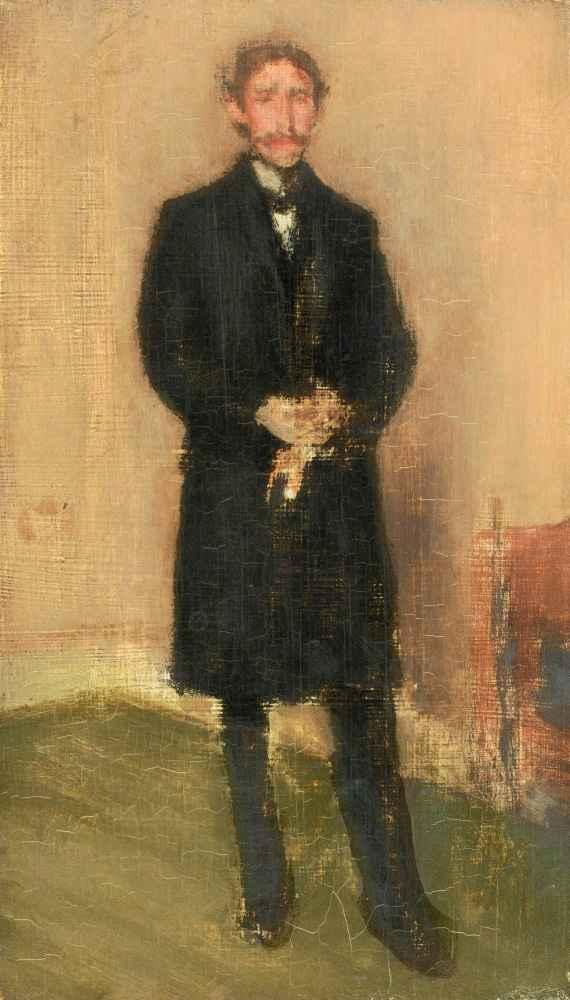 Alexander Arnold Hannay - James Abbott McNeill Whistler