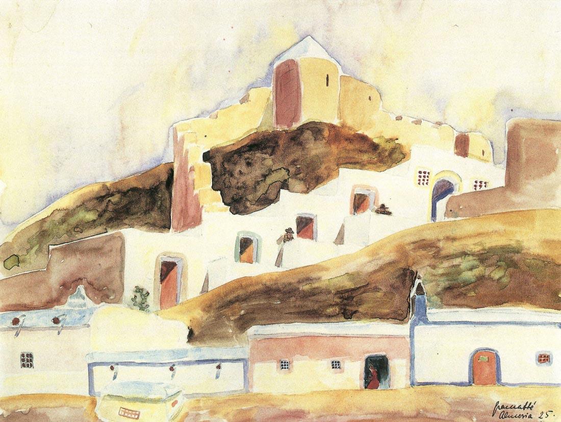Almeria I - Walter Gramatte