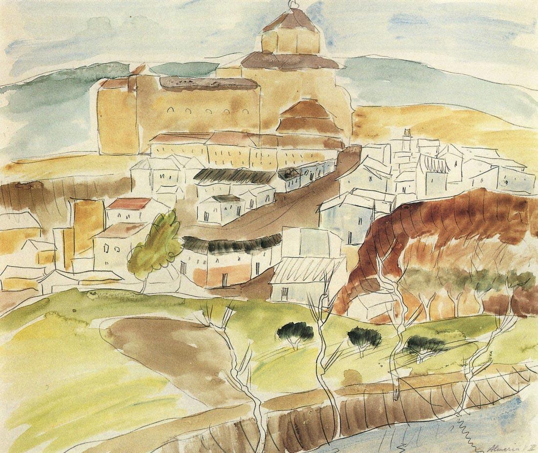 Almeria III - Walter Gramatte