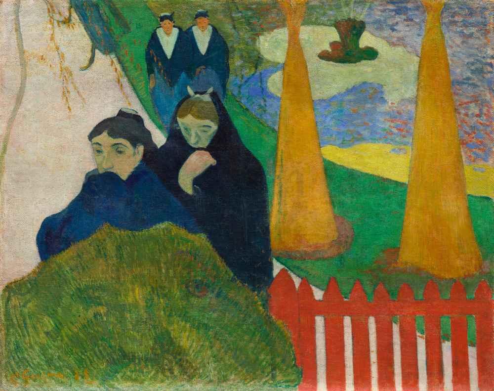 Arlésiennes (Mistral) - Paul Gauguin