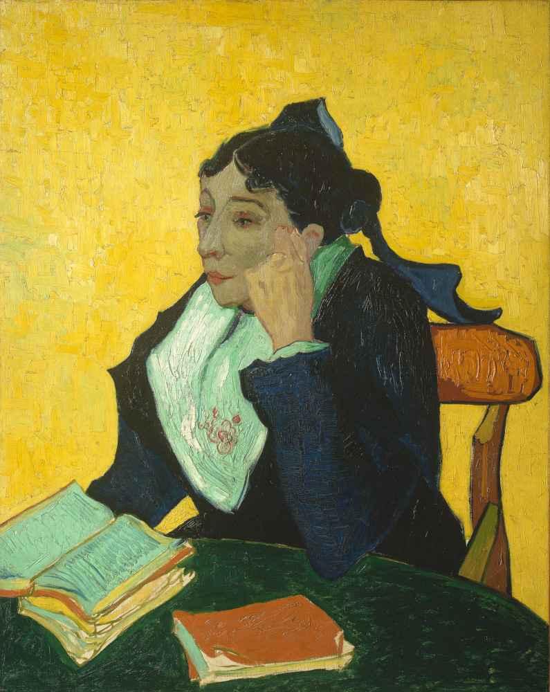 Arlesiene - Madame Joseph-Michel Ginoux (Marie Julien, 1848–1911) - Vi