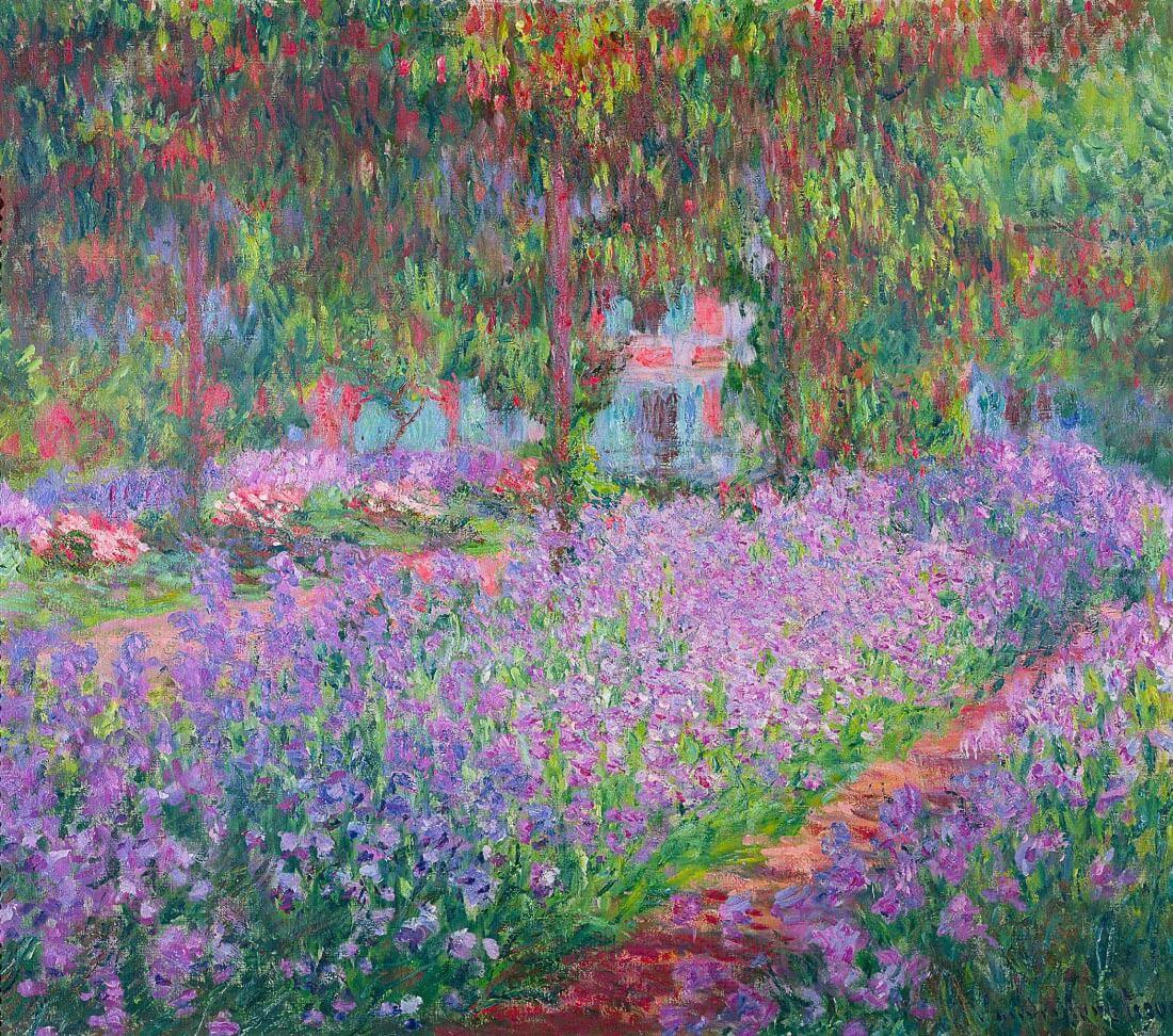 Artists Garden - Monet