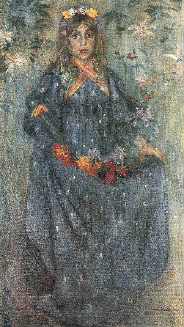Autumn Flowers 2 - Lovis Corinth