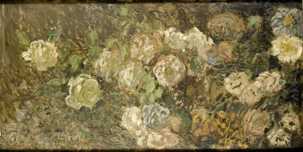 Bloemen - Claude Monet