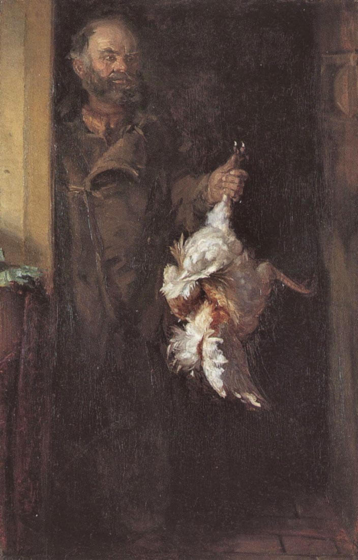 Bonatzi with cock - Anna Ancher