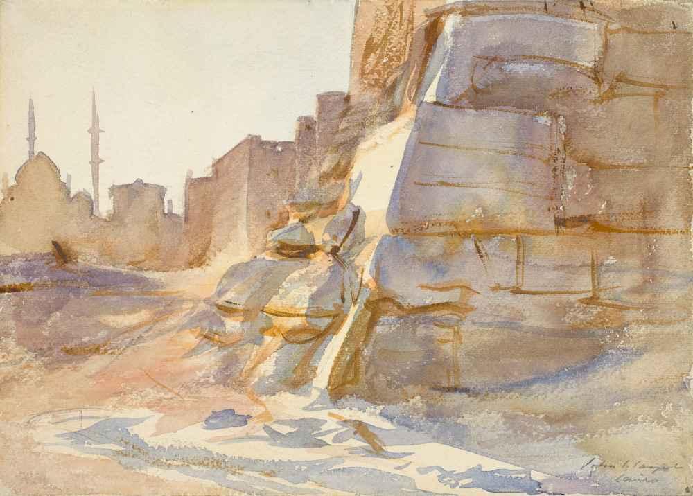 Cairo - John Singer Sargent