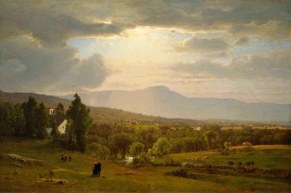 Catskill Mountains - George Inness