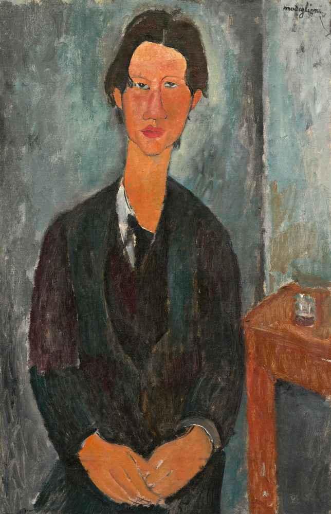 Chaim Soutine - Amedeo Modigliani