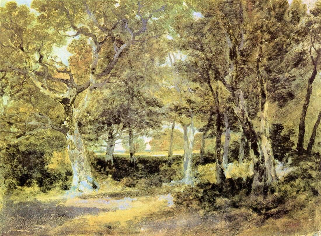 Chevening Park - Joseph Mallord Turner