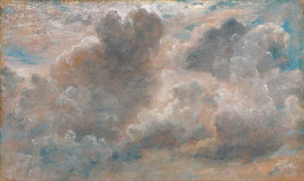 Cloud Study 3 - John Constable
