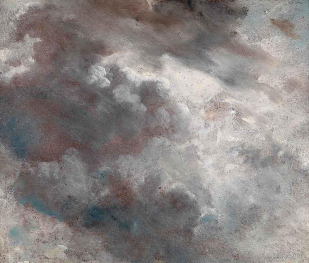 Cloud Study 5 - John Constable