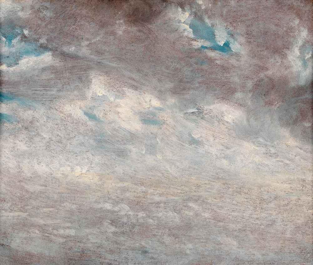 Cloud Study 6 - John Constable