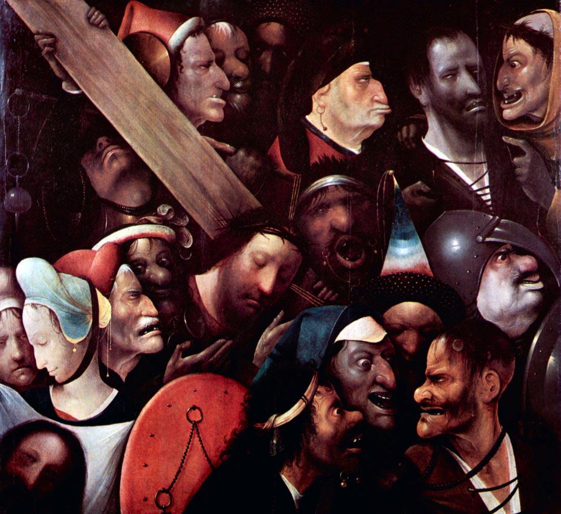 Crucifixion - Bosch