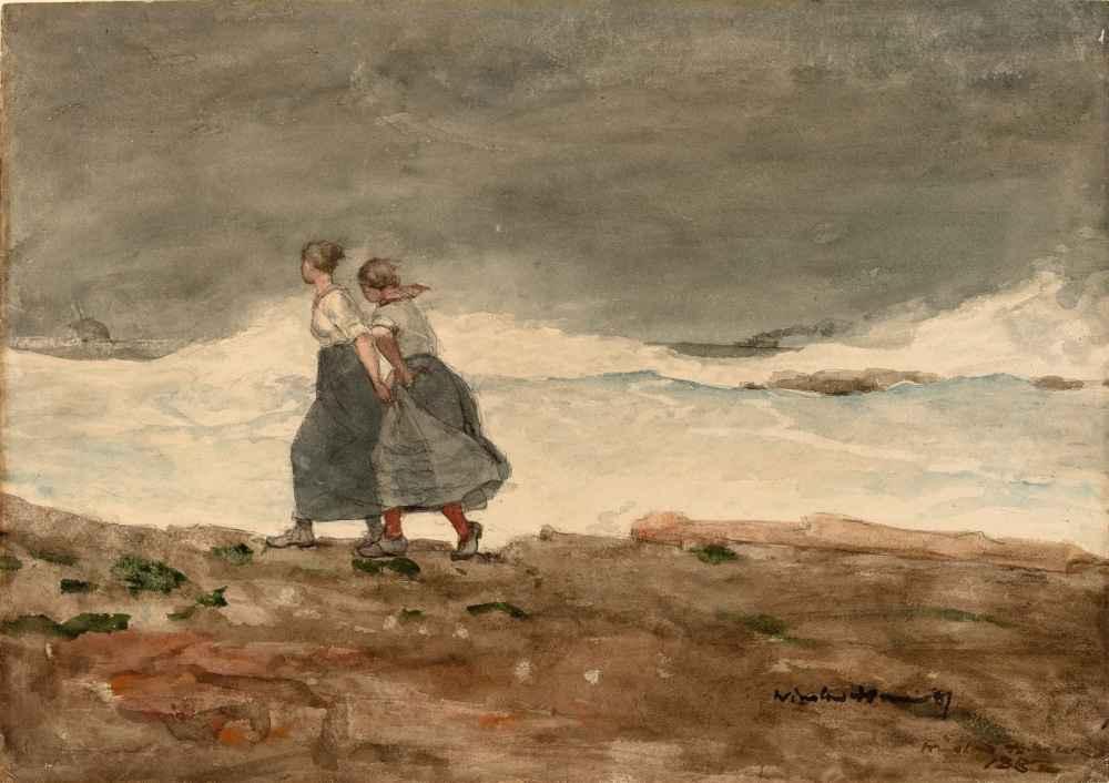 Danger - Winslow Homer