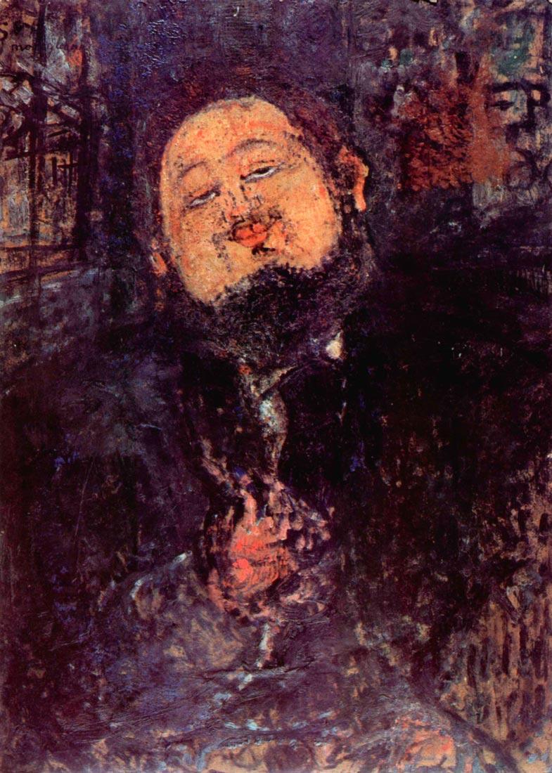 Diego Rivera - Modigliani