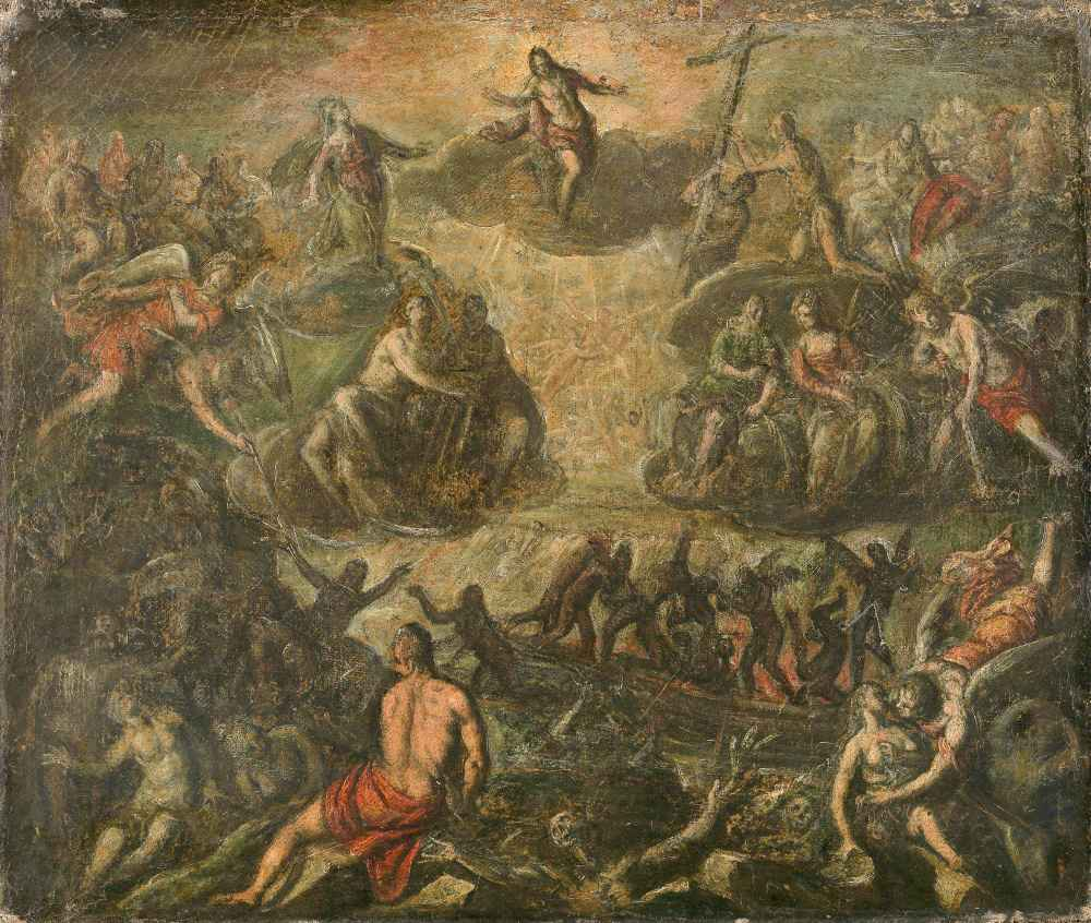 Doomsday - Jacopo Tintoretto