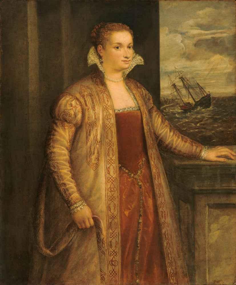 Emilia di Spilimbergo - Tycjan