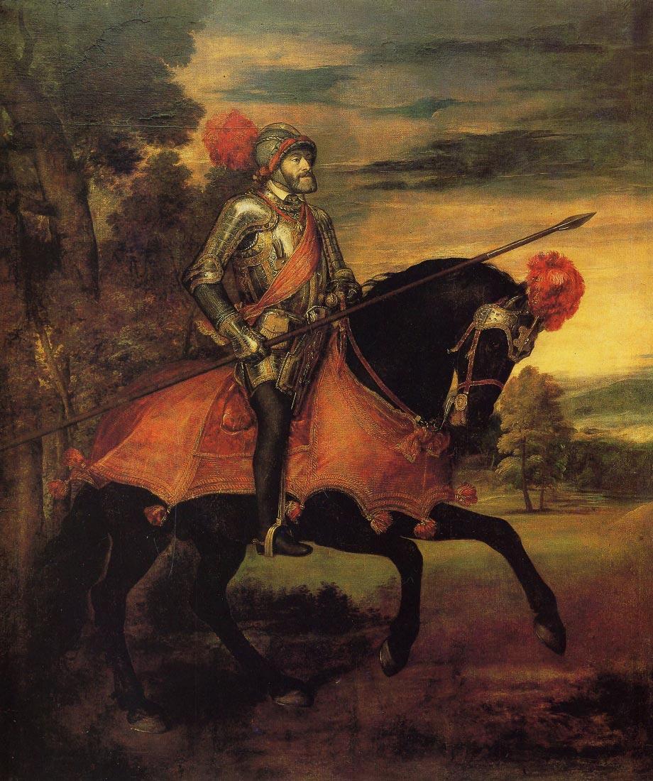 Emperor Karl - Titian