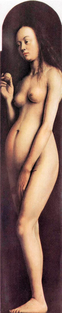 Eve - Jan Van Eyck