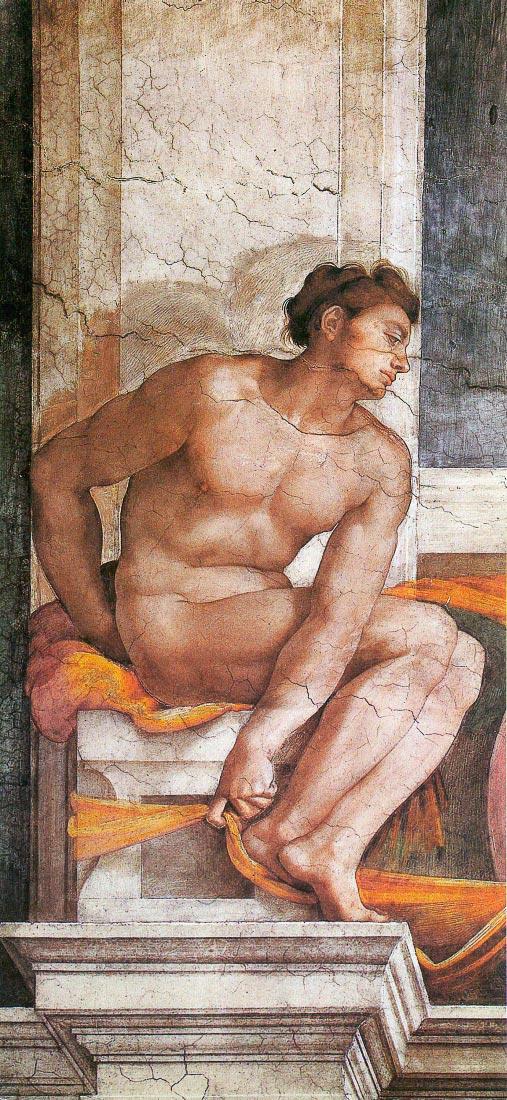 Ezekial - Michelangelo