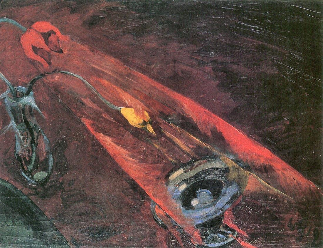 Fight - Walter Gramatte