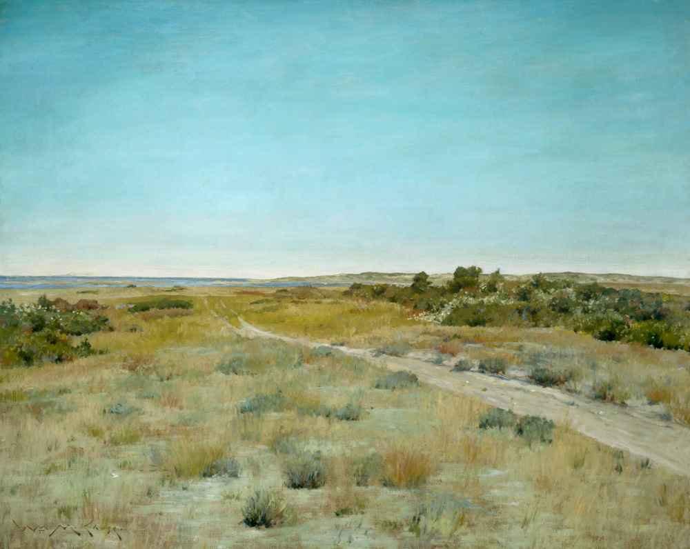 First Touch of Autumn - William Merritt Chase