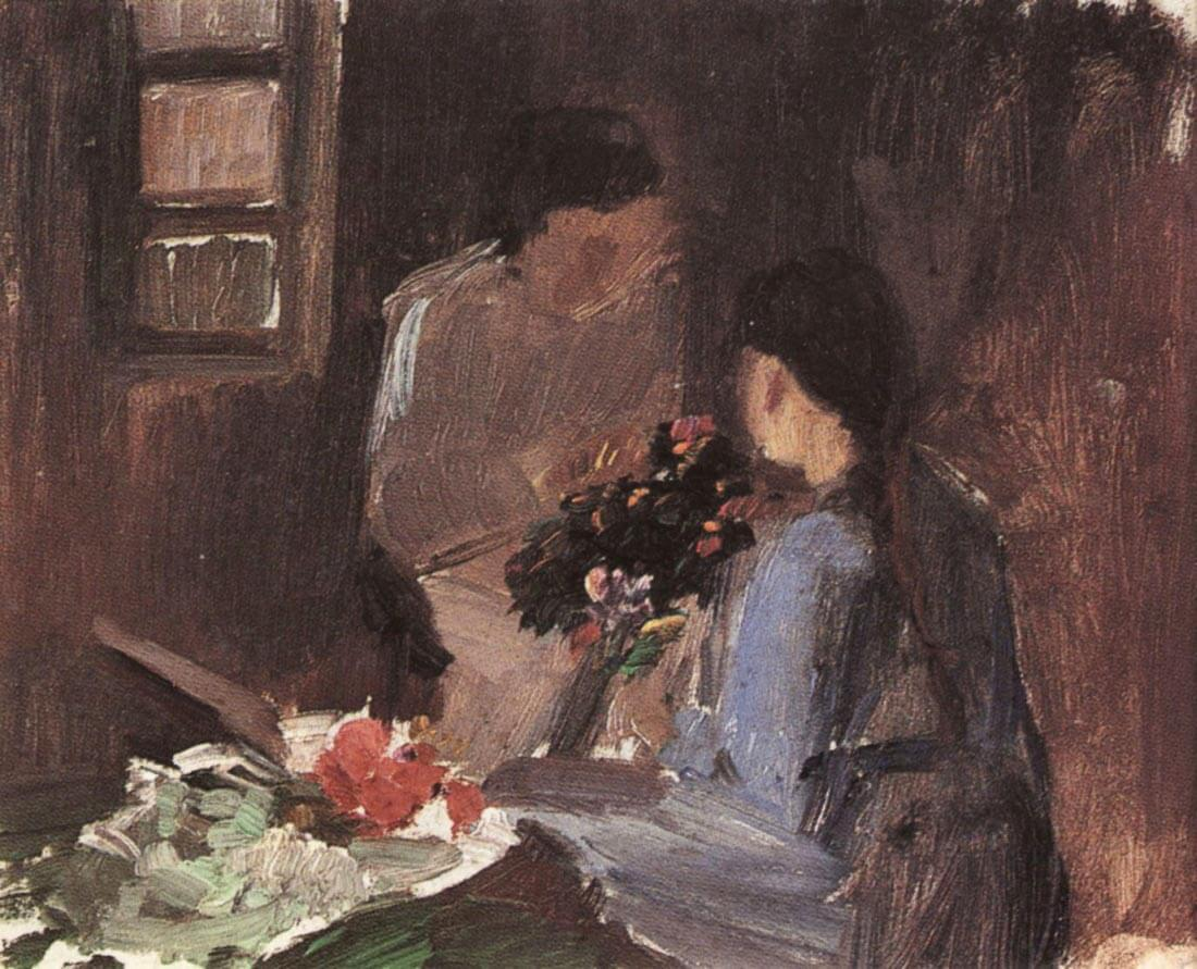 Flower arrangement - Anna Ancher