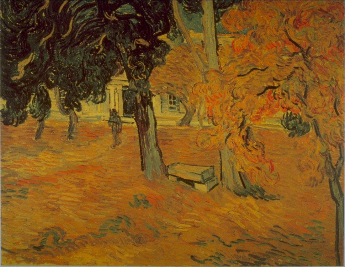 Garden - Van Gogh