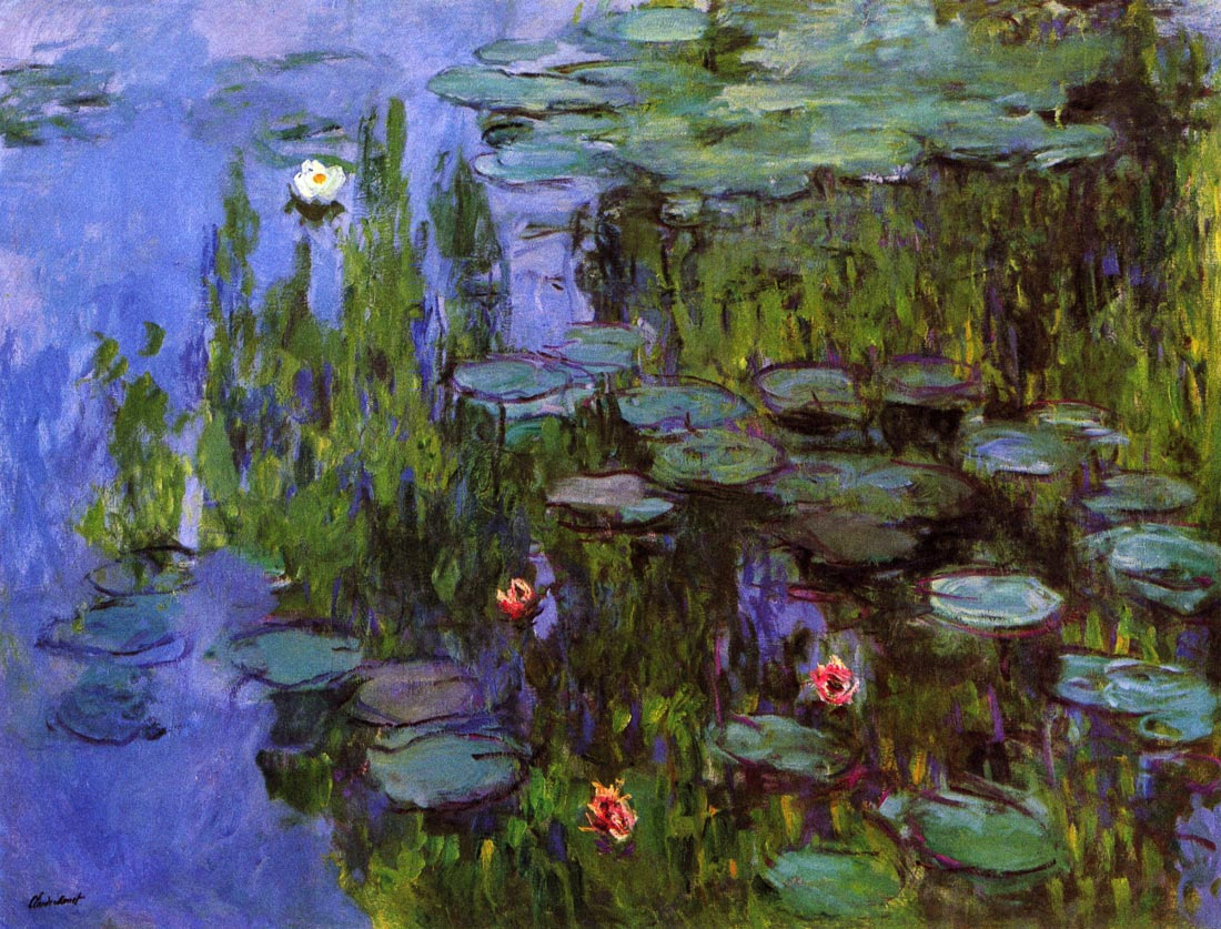 Gardens - Monet