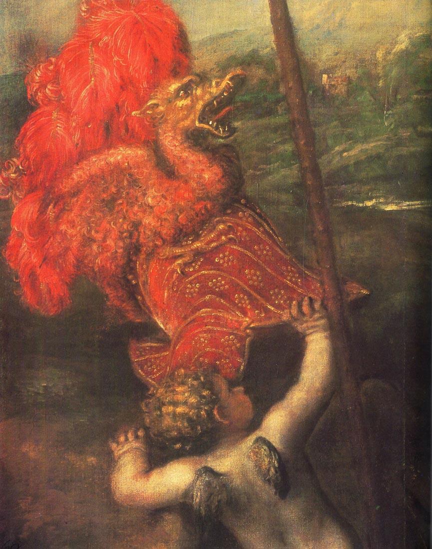 Giovanni Francesco Acquaviva - Titian
