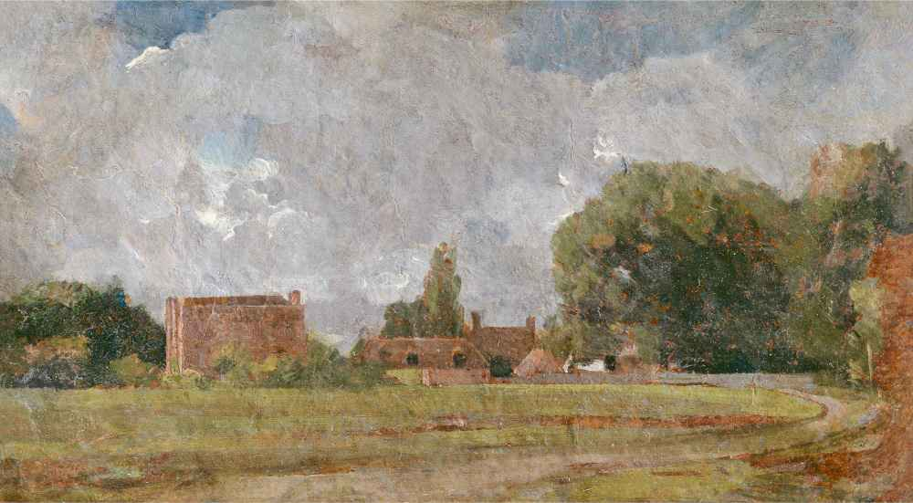 Golding Constable House, East Bergholt - the Artists birthplace - John