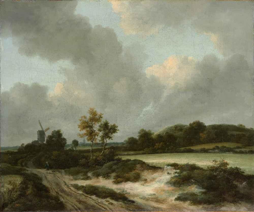 Grainfields - Jacob van Ruisdael