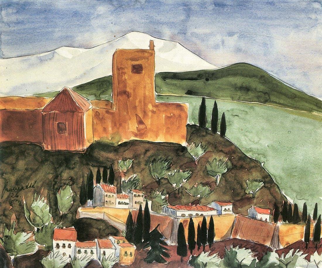 Granada II - Walter Gramatte