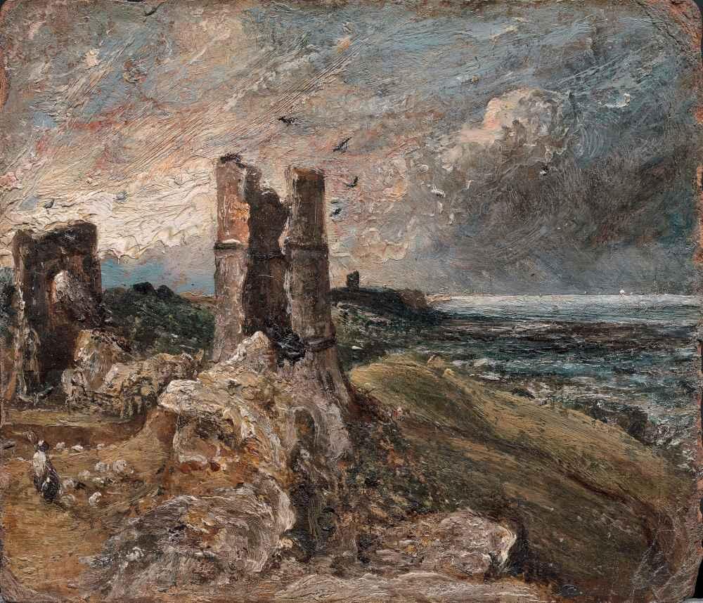 Hadleigh Castle - John Constable