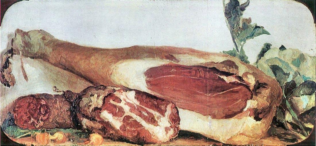 Ham - Giovanni Segantini