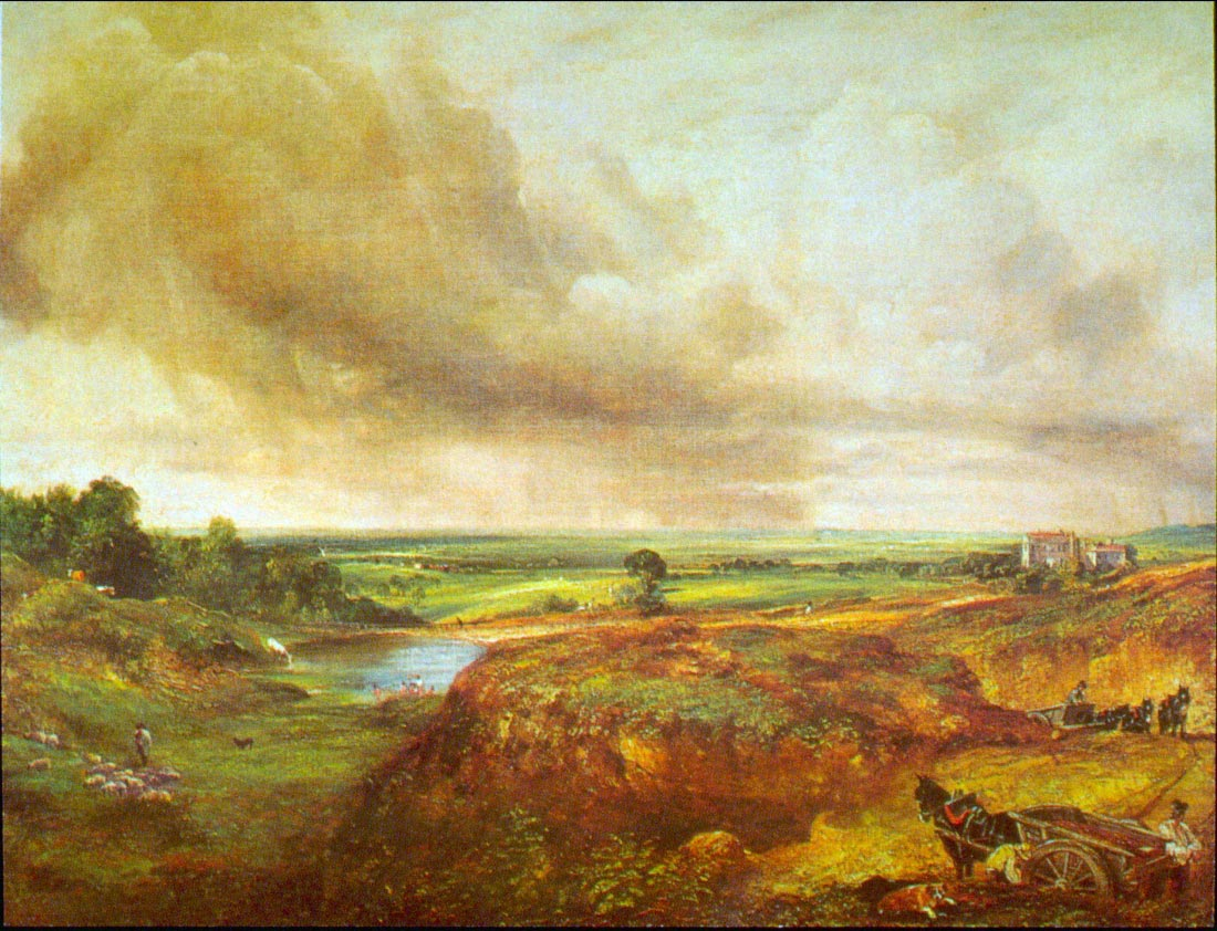 Hampstead Heath - Constable
