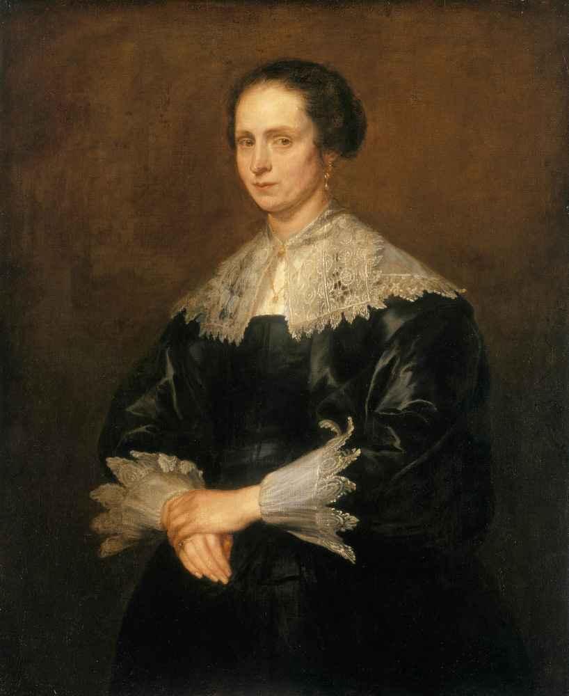 Helena Tromper Du Bois - Antoon van Dyck