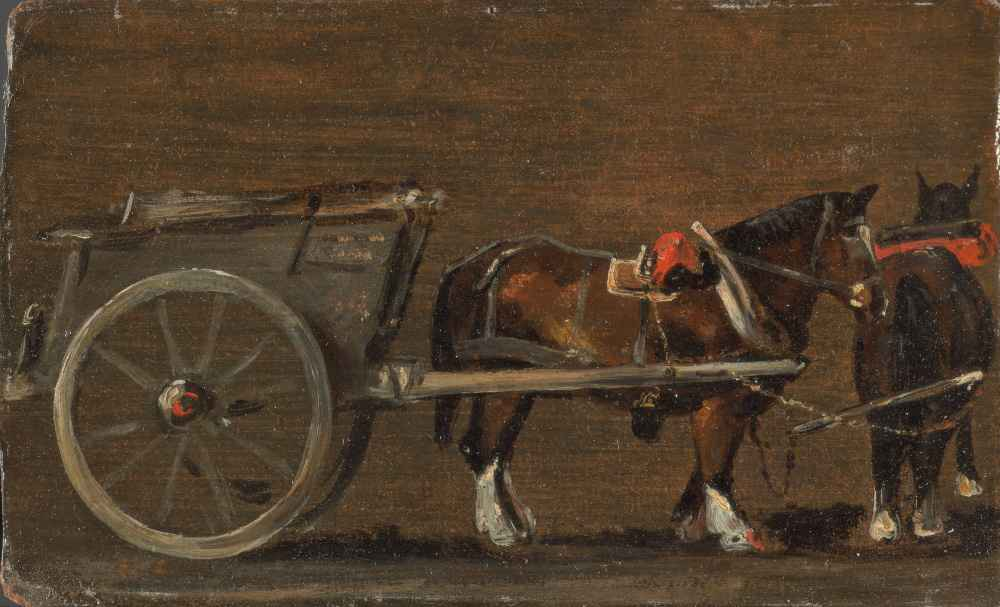 Horse and Cart - John Constable