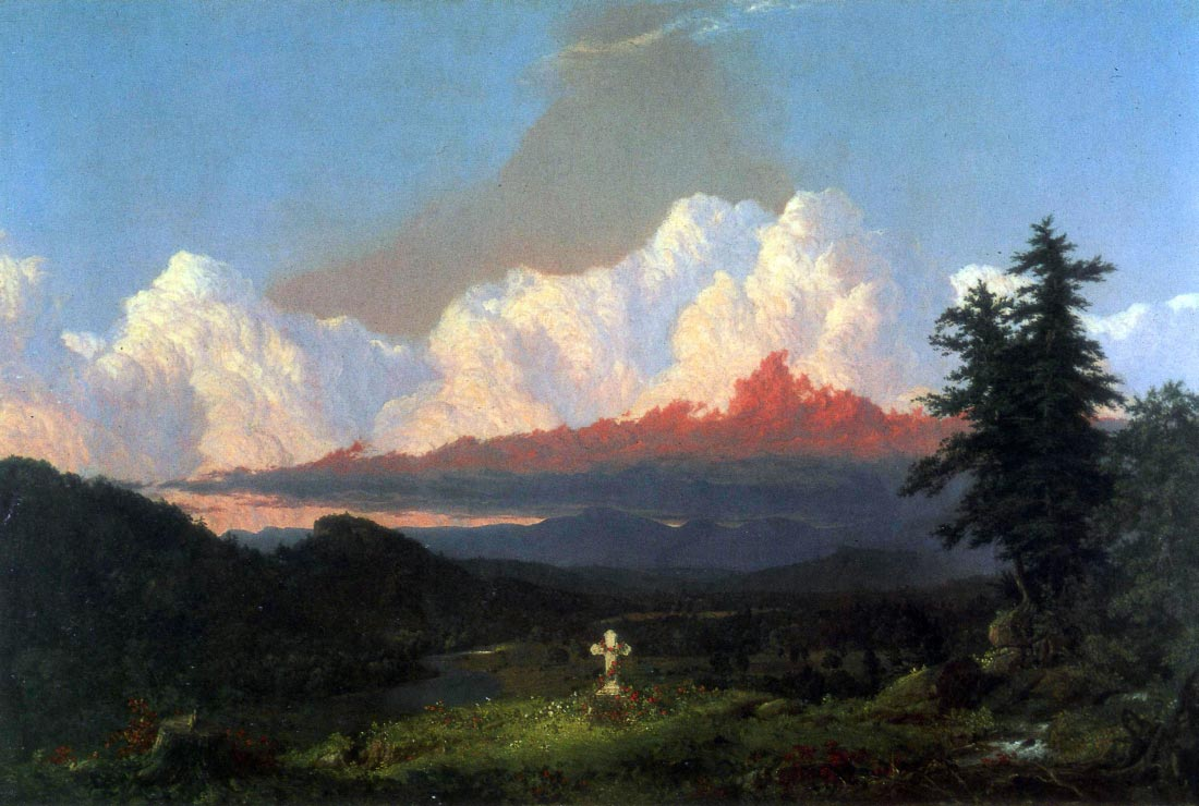 In memory of Cole - Frederick Edwin Church