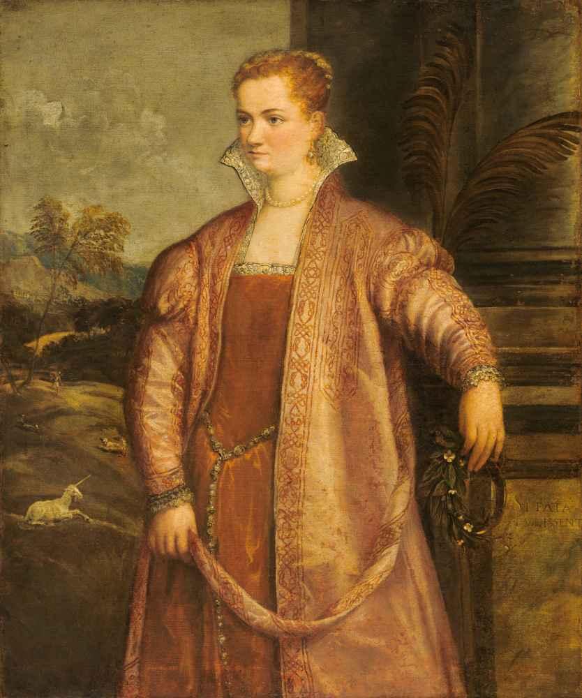 Irene di Spilimbergo - Tycjan