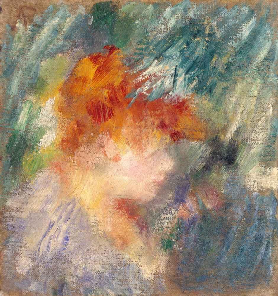 Jeanne Samary - Auguste Renoir
