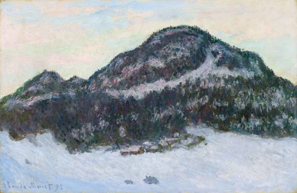 Kolsåstoppen - Claude Monet
