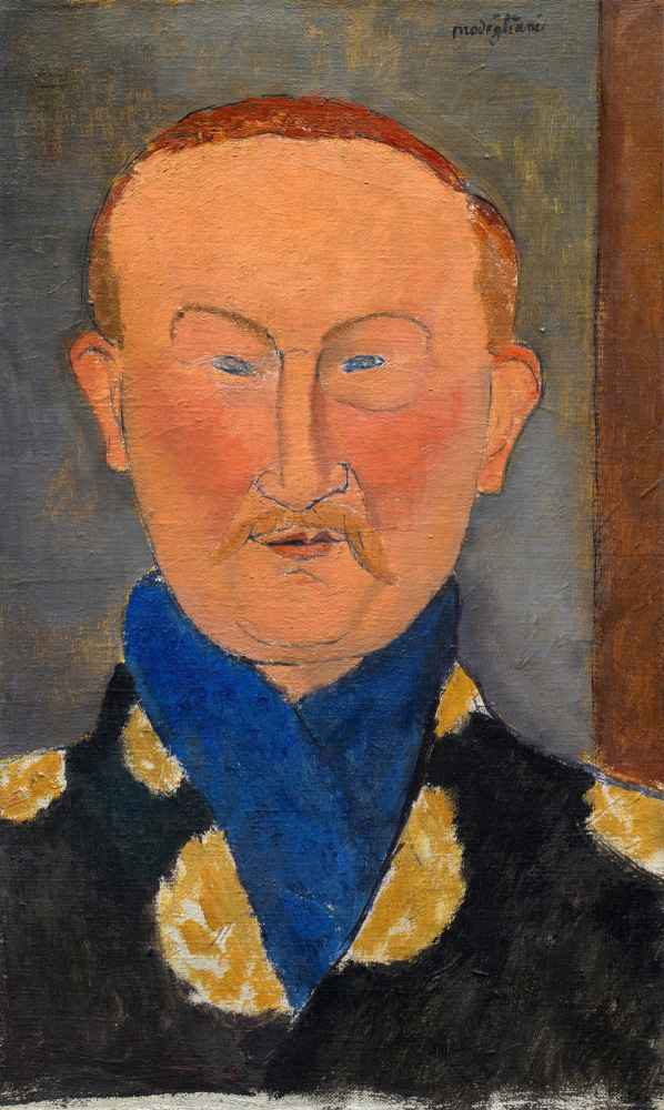 Léon Bakst - Amedeo Modigliani