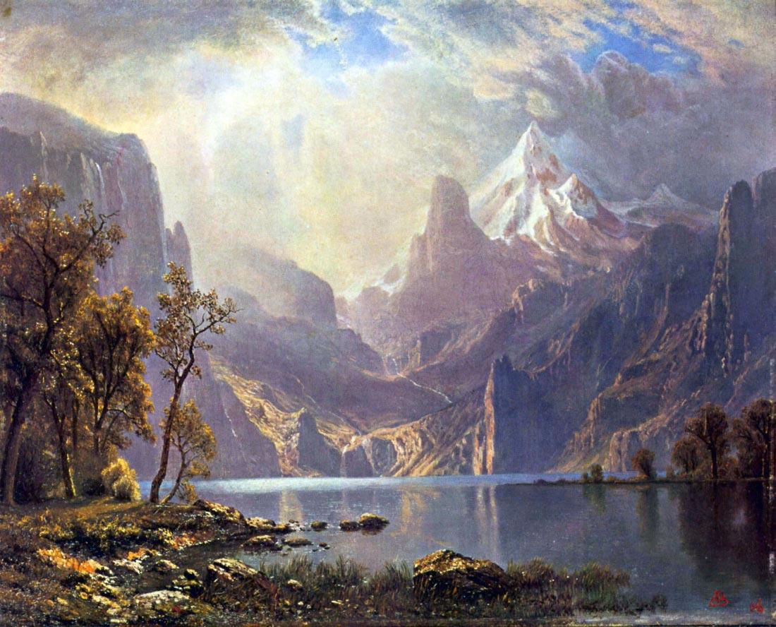 Lake Tahoe - Bierstadt
