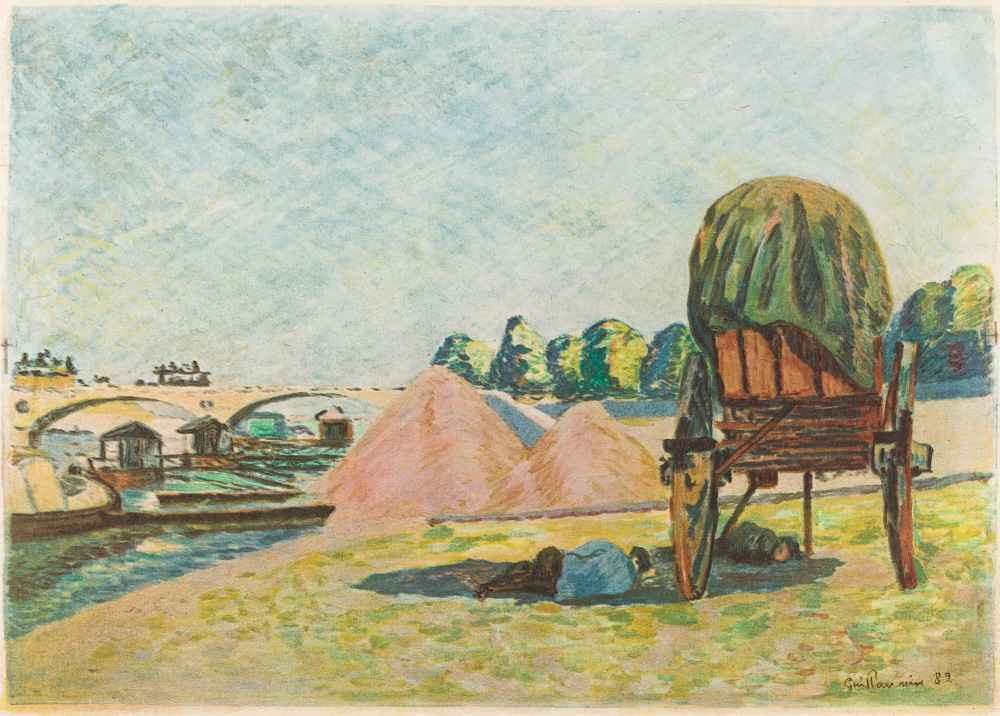 Landscape 2 - Armand Guillaumin