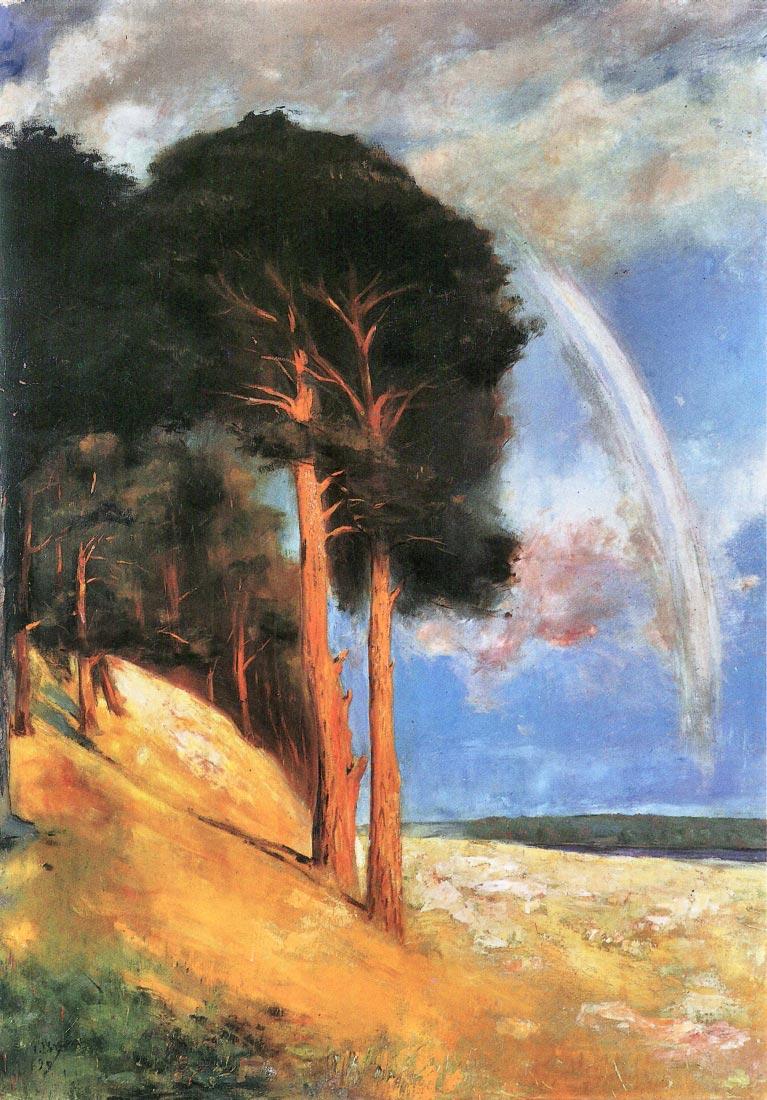 Landscape 2 - Lesser Ury
