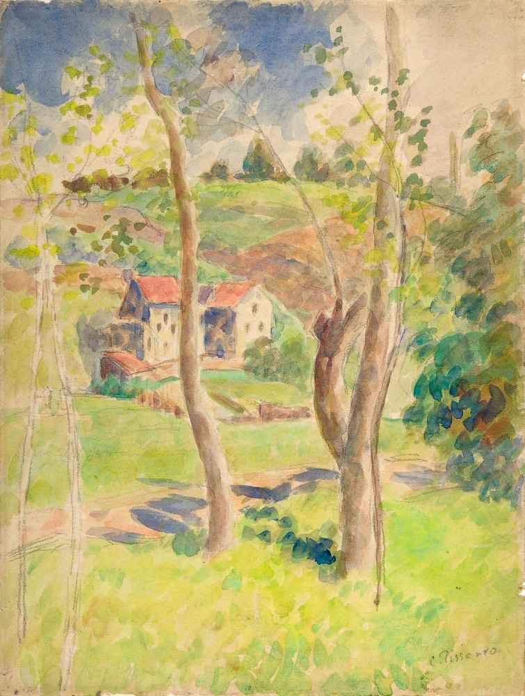 Landscape 2 - Camille Pissarro
