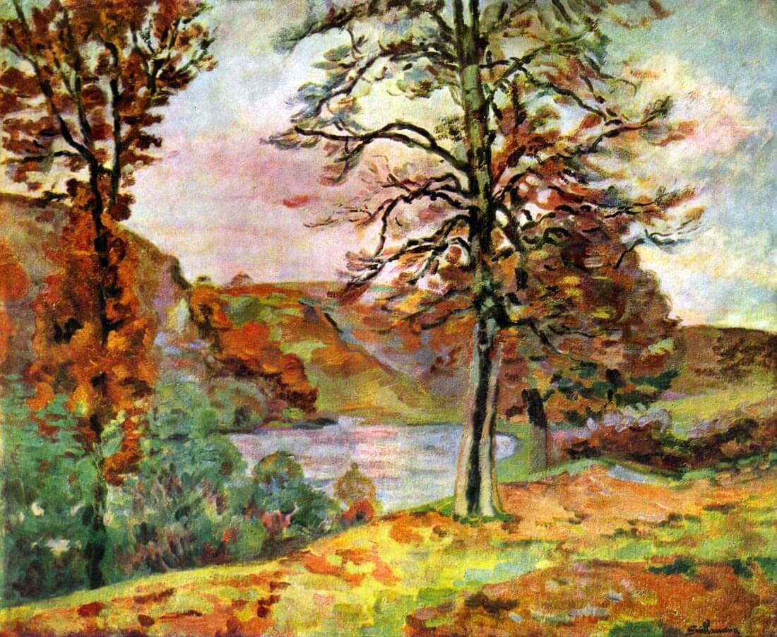 Landscape - Guillaumin
